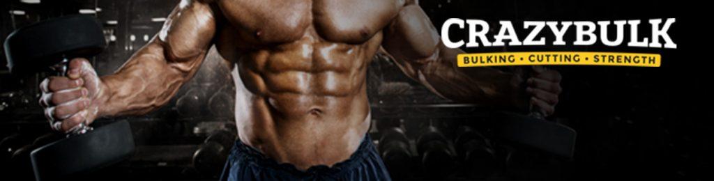 CrazyBulk hilft, Muskeln effektiv aufzubauen.