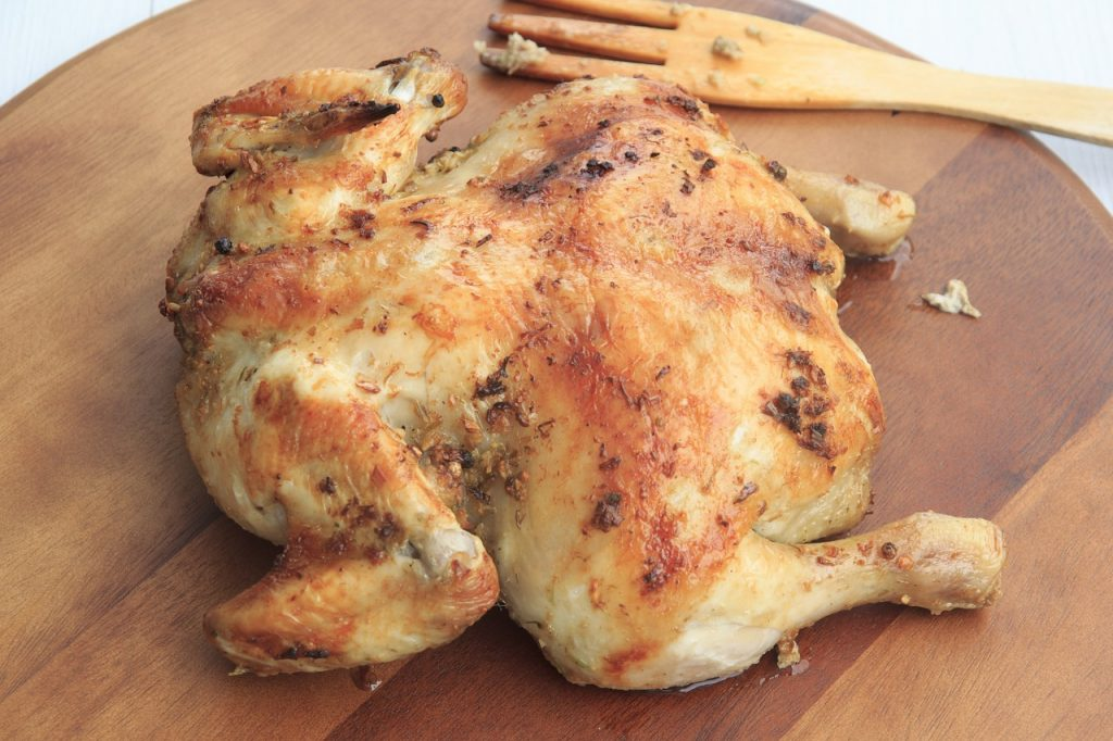 Hühnerproteine